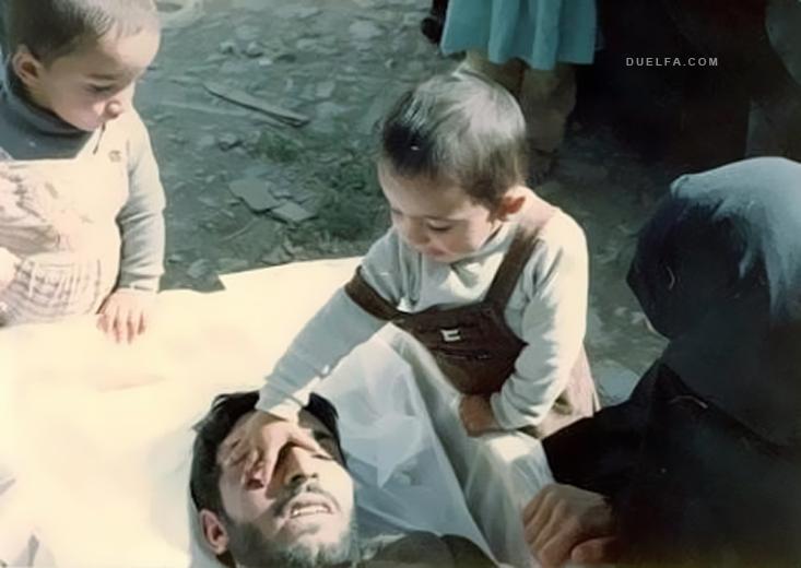 فرزند شهید